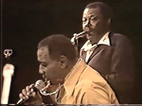 Blues for Charlie Parker by Joe Carroll
