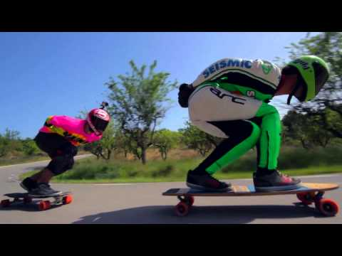 Rock N'Board Longboard Freeride