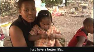 Haiti's Families Emmanuella And Her Children
