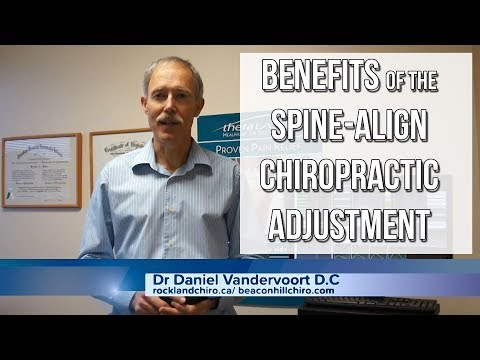 Benefits of the Spine Align Chiropractic Adjustment
