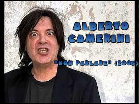"""Alberto Camerini – """"Non parlare"""" (2005)"""