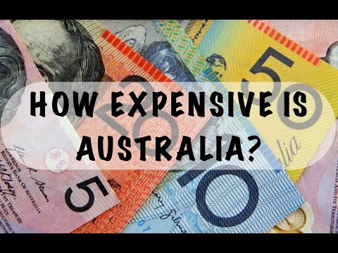 TRAVEL TIPS: HOW EXPENSIVE IS AUSTRALIA?