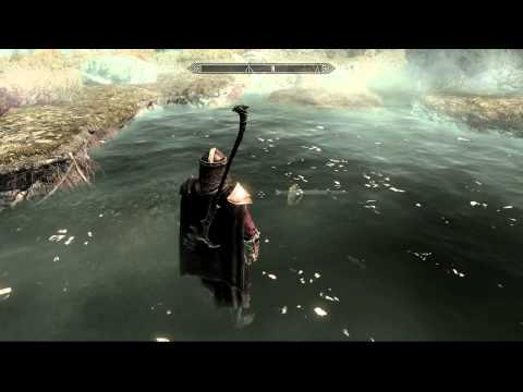 Skyrim - Lady of the Lake