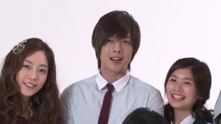 Playful Kiss  Poster Shooting