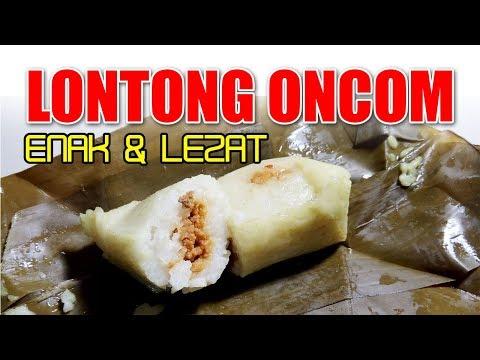 Resep & Panduan Lontong Isi Oncom - Cakes #17