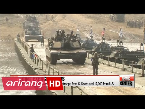 S. Korea-U.S. military drills draw to close amid heightened tensions