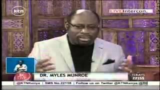 Dr. Myles Munroe