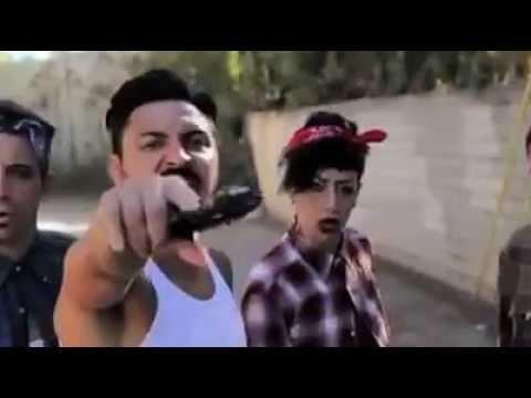 Dance With Zombie - Oppa Gangnam Style (강남스타일) video