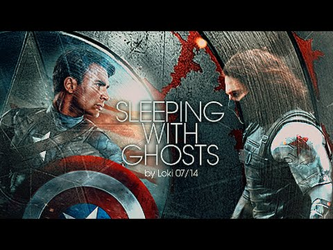 Steve & Bucky | Sleeping With Ghosts