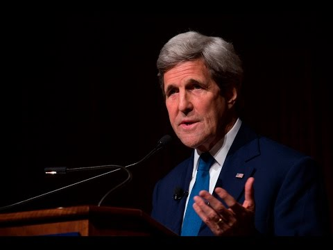 The Vietnam War Summit: John Kerry Gets Emotional Speaking About Vietnam [Excerpt]