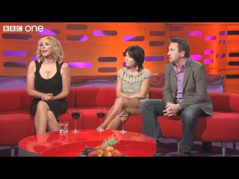 Kim Cattrall Becomes A Porn Star - The Graham Norton Show - Series 9 Episode ...