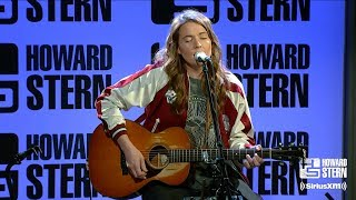 "Brandi Carlile ""The Joke"" on the Howard Stern Show"
