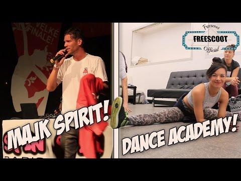 DANCE ACADEMY! MAJK SPIRIT! | #freescoot