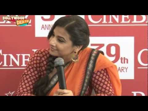 FUNNY : Vidya Balan TALKS about Porn Star Sunny Leones Films
