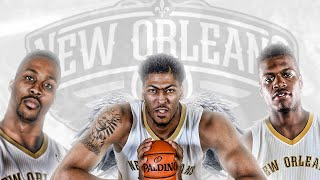 NBA 2K16 Pelicans MyGM Ep. 7 - TRAINING CAMPS & SEASON PREVIEW