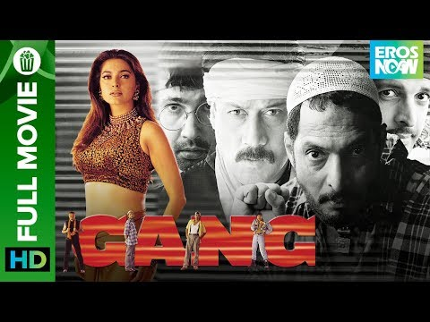 Gang | Full Movie LIVE On Eros Now | Jackie Shroff, Nana Patekar, Kumar Gaurav, Jaaved Jaffrey