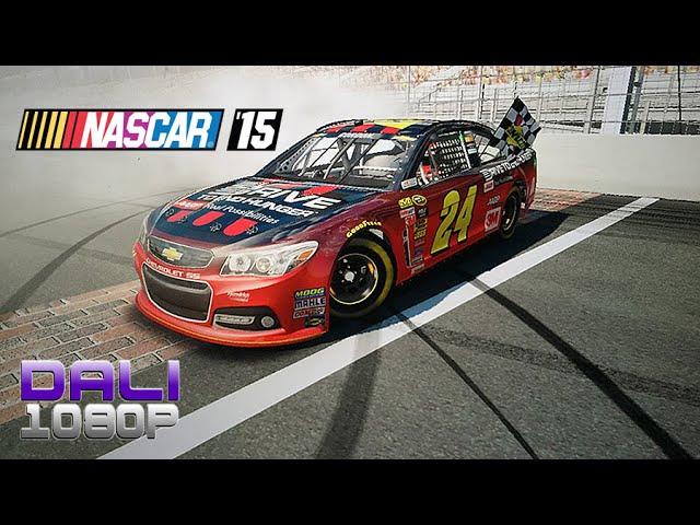 Руководство запуска: NASCAR 15 по сети
