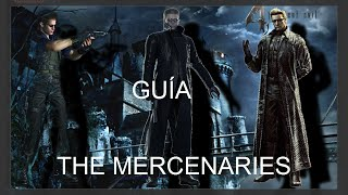 Resident Evil 4 - The Mercenaries - Guía - Castillo