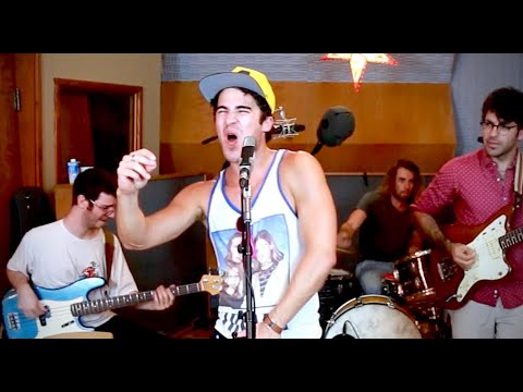 Wonderwall - Oasis - FUNK cover feat. Darren Criss!