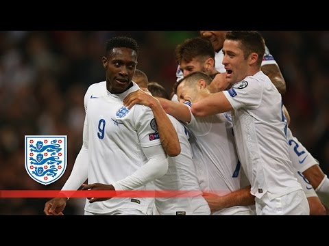 England 3-1 Slovenia | Goals & Highlights