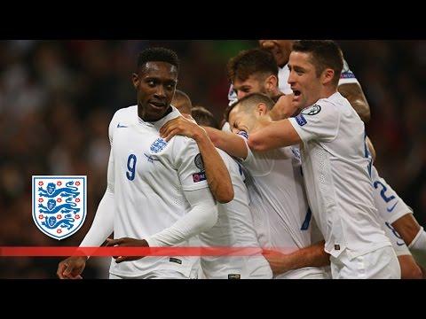 England 3-1 Slovenia Highlights
