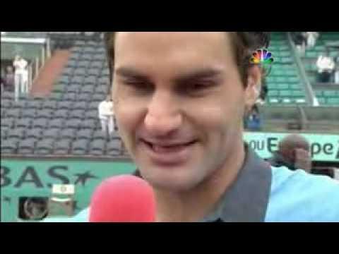 Roland Garros 2009 Final NBC's John McEnroe Interview