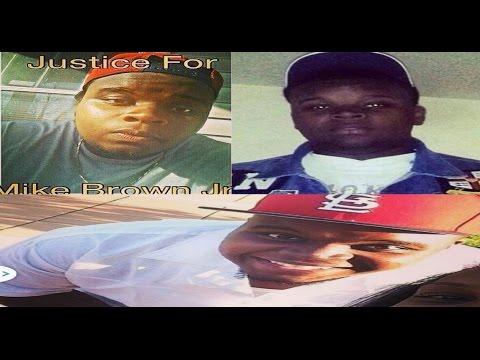 Mike Brown TRIBUTE Shot & Killed Dead in Ferguson Unarmed!!!
