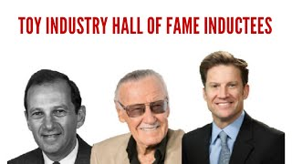 Toy Hall of Fame Inductees (Kenner, Marvel, Hasbro)