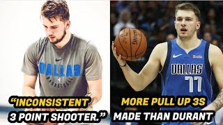 What the NBA Got Wrong About Luka Doncic Before the NBA Draft