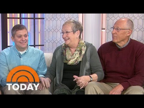 Daughter Honors Parents Who Took Care Of Her Kids After Husband's Accident | TODAY