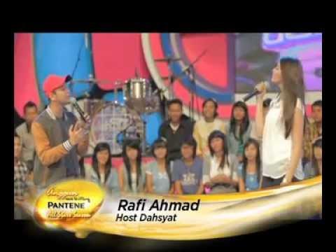 Mayura di Dahsyat RCTI - Anggun Cari Bintang Pantene 2012