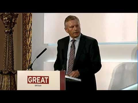 ICT summit: Tim Watkins, VP Huawei Europe