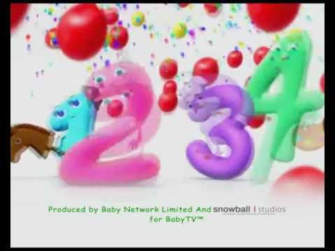 Babytv - Charlie And The Numbers Season 2 - 01 Of 10 video