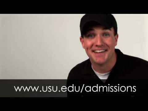 Don't Apply to Utah State Video