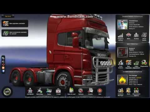Get Cash in Euro Truck Simulator 2 (ETS2) Without Using Cheats or Mods
