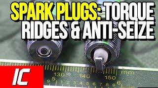 Spark Plug Design And Torque Specs | Tech Minute