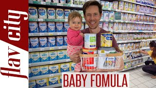 The ONLY Baby Formula I Would Give My Child...And Which Ones To Avoid!