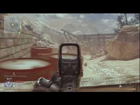 Modern Warfare 2 - Team Deathmatch 17 (FAL - Afghan)
