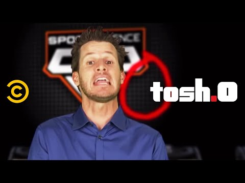 From /r/videos, I'm not really up to date with Daniel Tosh, but watching him rip ESPN a new one is 10/10