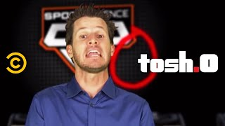Tosh.0  Sport Science.0