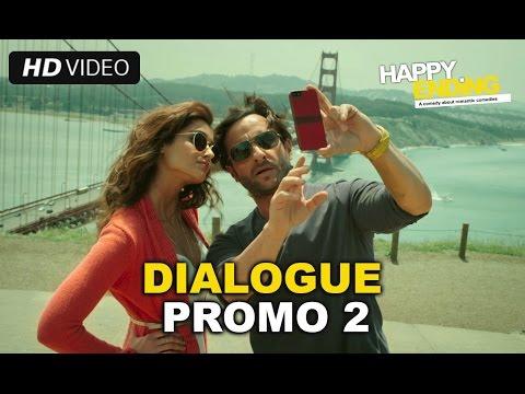 Happy Ending | Dialogue Promo 2 | Saif Ali Khan, Govinda & Ileana D'cruz
