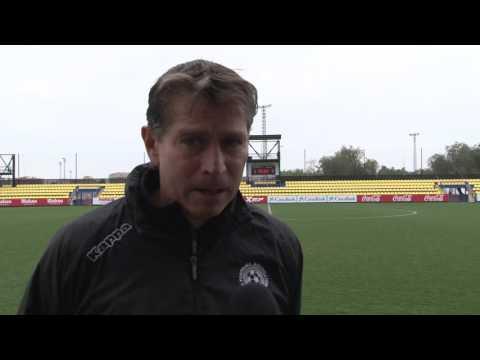 Frank Farina- Fiji v Villarreal