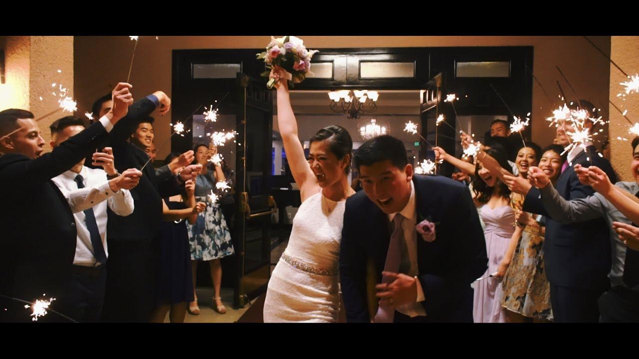 Ramon looby wedding