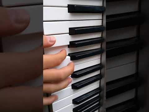 Nauka Gry Na Pianinie Z Dis Kolibrem--Wóda Czyni Cuda & Witamy W  Ameryce