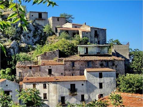Visita al Borgo Antico di Senerchia in provincia di Avellino.