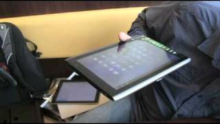 Acer Iconia Tab A500 Unboxing and Hands On