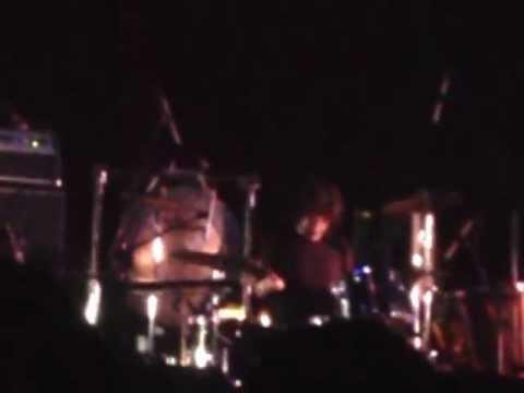 "Beautiful rhythm from Japanese Post Rock Band ""Mono"" lives in Bangkok at National Theatre ."