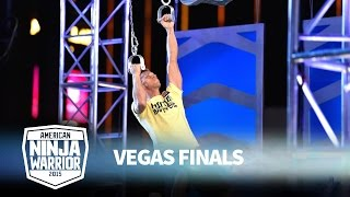 Geoff Britten at Stage 3 | American Ninja Warrior