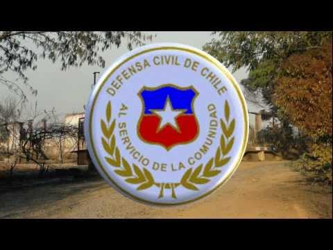 La Defensa Civil de Quilicura apoyando a damnificados por incendios en el Sur de Chile
