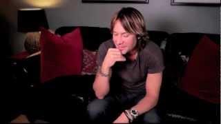 Keith Urban Video - Keith Urban and John Fogerty Record 'Almost Saturday Night'